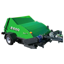 E 600 - The Victory T600 is a Trailer Mounted Mechanical Sweeper