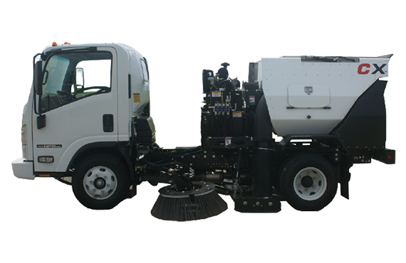 CXi - Road Sweeping Machine in USA
