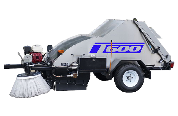 T 600 - Road Sweeping Machine Manufacturer in USA