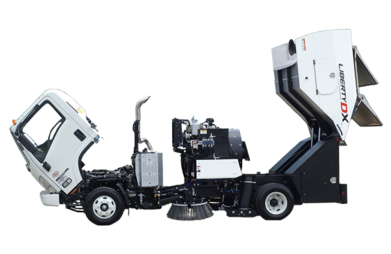 The Victory DX - Street Sweeping Trucks