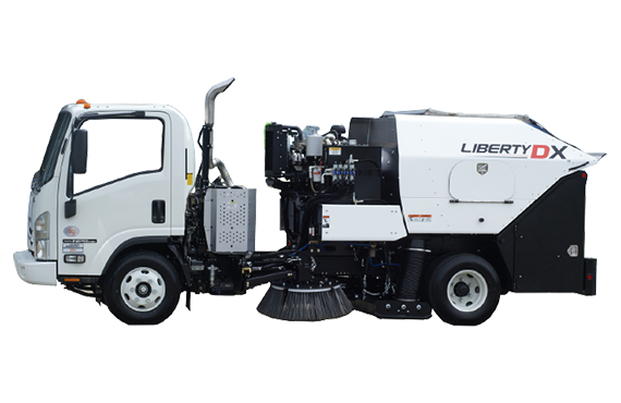 DX - Sweeper Truck Manufacturer in USA
