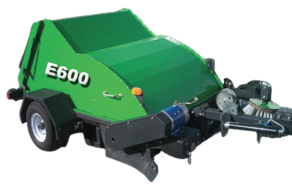 E600 - Tow Behind Sweeper in USA