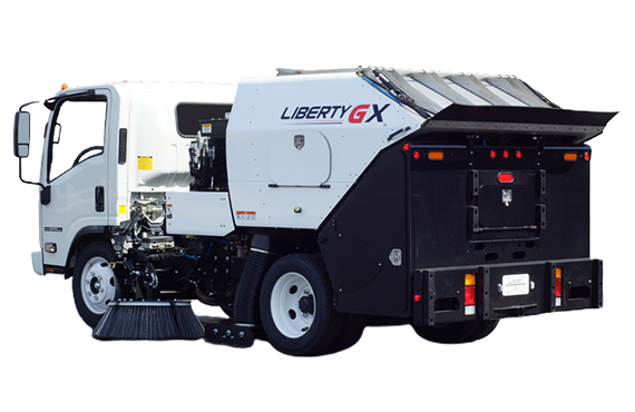 Liberty GX - Parking Lot Sweepers in USA
