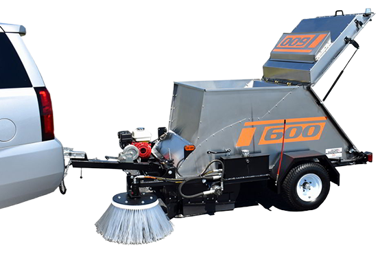 T 600 - Sweeper Truck Manufacturer in USA