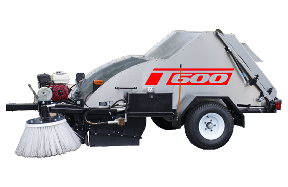 T 600 - Road Sweeping Machine in USA